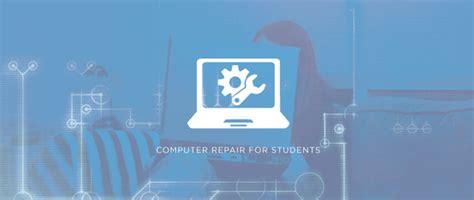computer repair students university