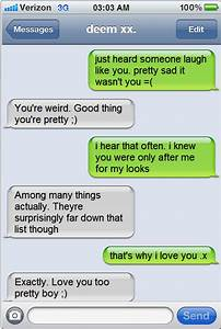 The gallery for --> I Like You Text Messages Tumblr