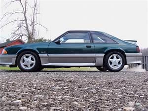 1991 Ford Mustang GT 5.0L 5-Spd Deep Emerald Green | SVTPerformance.com