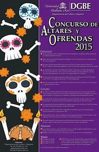 Concurso De Altares Y Ofrendas 2015