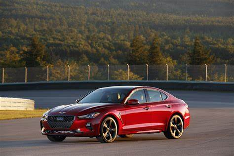 2019 Genesis G70 Pricing Announced, Starts from $34,900 ...