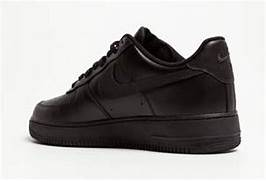 new concept 8c2f5 f3e9c nike air force 1 39 black on black 39 sneakers addict