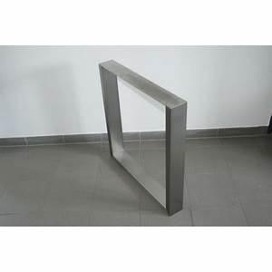Chemin De Table Design : design cadre de tableau inox base de table chemin de table tra neau 168 49 ~ Teatrodelosmanantiales.com Idées de Décoration