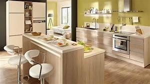 prix d une cuisine avec ilot central ultra ilot de With cuisine ilot central conforama