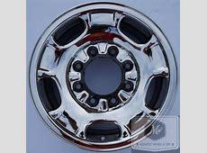 Chevrolet Silverado 3500 5499CC OEM Wheel 9597725 OEM