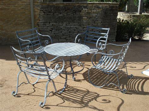 vintage patio set dealer metal outdoor furniture striking