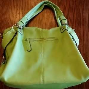 off Handbags IMITATION Prada purse lime green from