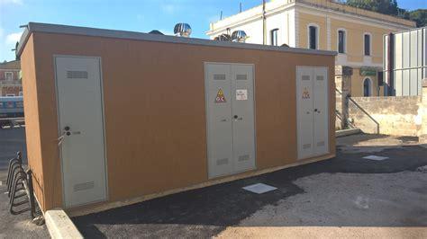 cabine enel prefabbricate cabine elettriche omologate enel in cemento armato