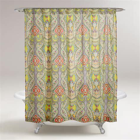 world market curtains venice shower curtain world market