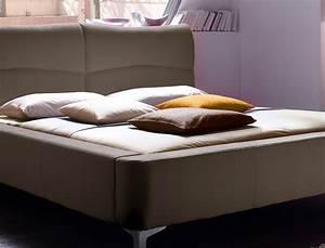 Bett 160x200 Mit Lattenrost : polsterbett cloude bett 160x200 cm cappuccino mit ~ Lateststills.com Haus und Dekorationen