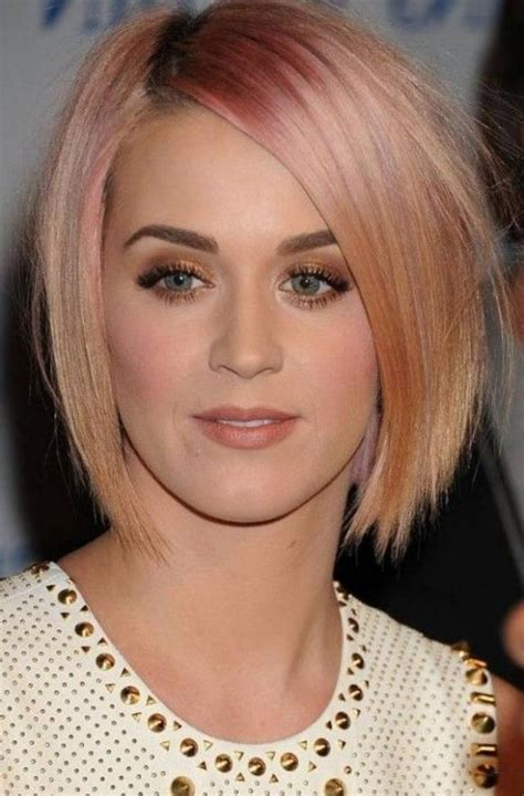 ideas  short haircuts  large foreheads