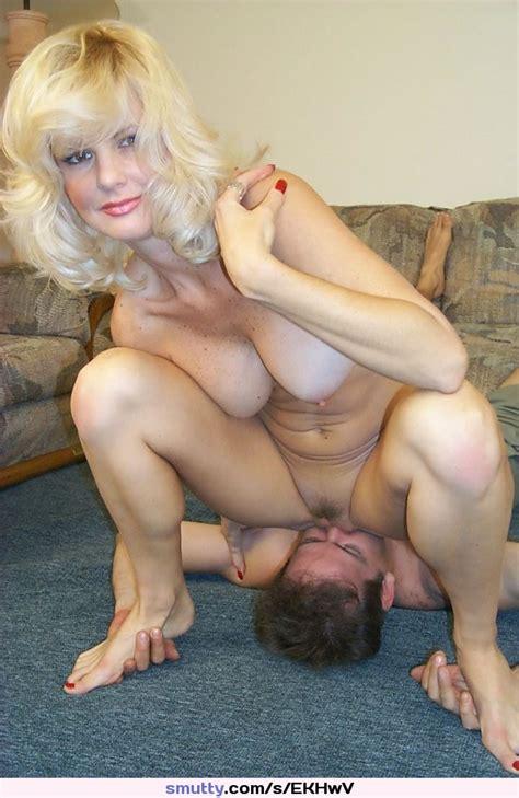 mature milf femdom facesitting
