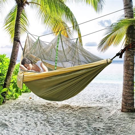 Best Hammock by Best Hammock With Mosquito Nets In 2019 Reviews