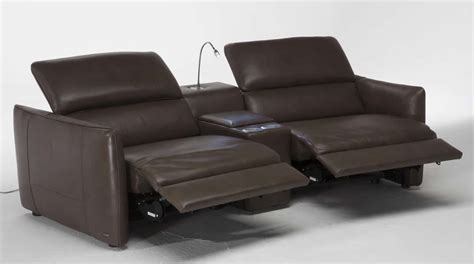 Contemporary Sofa Recliner by Contemporary Leather Recliner Sofa Reclining Sofas Manual