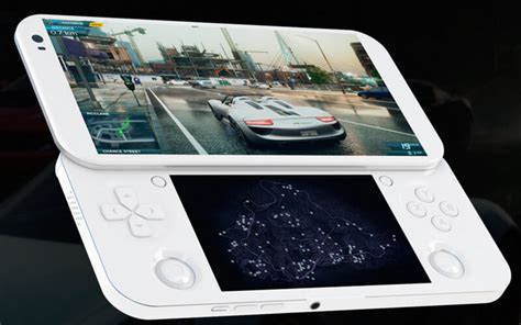 Handheld Mame Console by New Handheld Console Capable Of Running All Pc