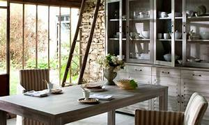 deco maison style campagne chic With superb salon de jardin pour terrasse 9 deco maison kitch