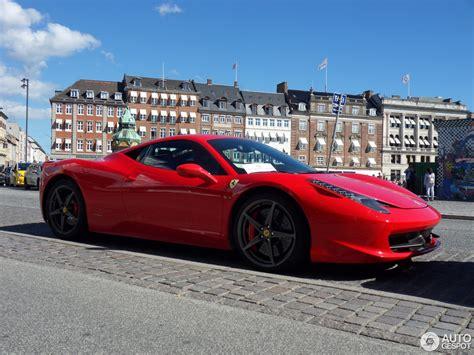 Latest details about ferrari 458 italia's mileage, configurations, images, colors & reviews available at carandbike. Ferrari 458 Italia - 9 September 2016 - Autogespot
