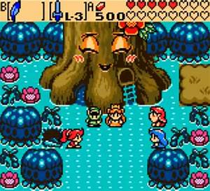 Review The Legend Of Zelda U2019 Oracle Of Seasonsages