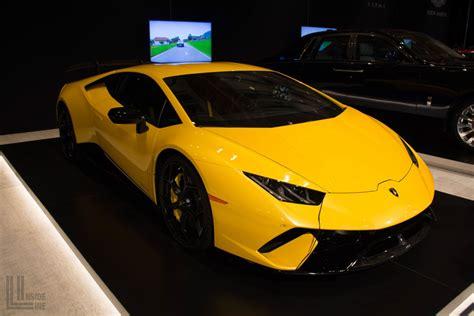 toronto auto show cias auto exotica features
