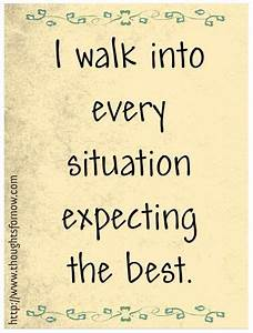 Opportunity: Ex... Everyday Situation Quotes