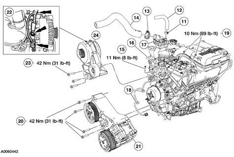 98 Explorer Engine Diagram by Harmonic Balancer Diagram 4 0 V6 Ford Engine