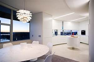 Modern, Apartment, Interior, Design, In, Warm, And, Glamour, Style