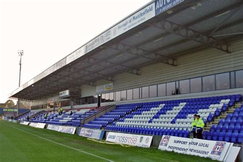 Council set to buy Macclesfield Town's Moss Rose ground ...