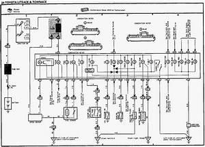 Toyota Liteace Wiring Diagram    Eightstrings