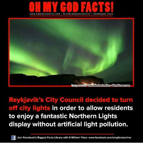 facts about the northern lights 25 best memes about northern light northern light memes