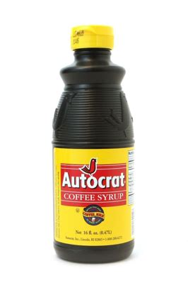 Order coffee syrup online from only in rhode island, famousfoods.com, or amazon. Autocrat Coffee Syrup... No one understands the love of coffee milk other than a true rhode ...