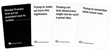 Cards against humanity is a party game for horrible people. Disney Cards Against Humanity Soon To Be Released - UNILAD