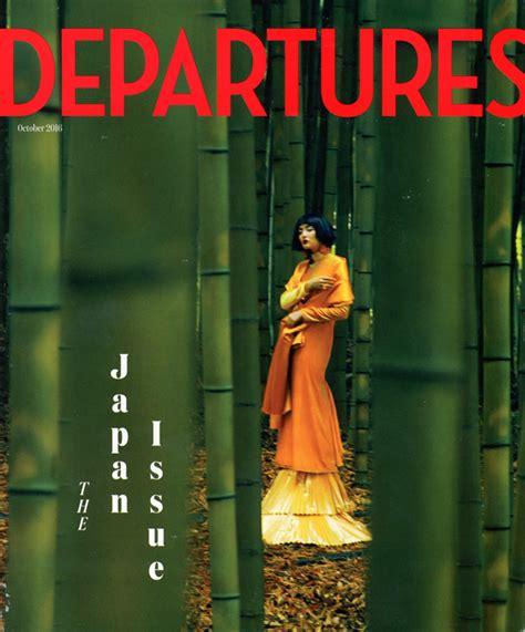 departures magazine japan   companies luxury