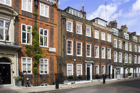 London Architectural Styles, Facades And Interiors