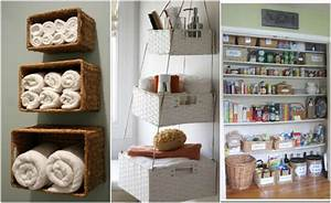 Organize Your Whole House with One Trip to the Dollar