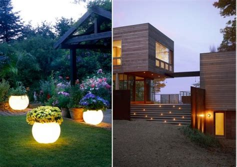lighting outside house ideas bright ideas for outdoor lighting designs