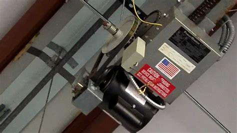 How Fixed Powermaster Commercial Garage Door Opener