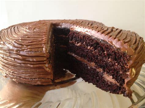 easy chocolate cake basic chocolate cake recipe dishmaps