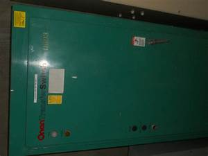 Onan Transfer Switch Dtbca150 3101e 150 Amp 120  208v 4