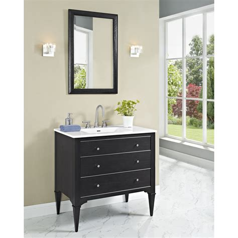 Fairmont Design Vanity by Fairmont Designs Charlottesville 36 Quot Vanity For Integrated