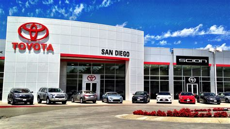 Toyota Dealership San Diego by Clients Vboost