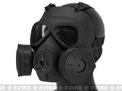 Gas Mask Types