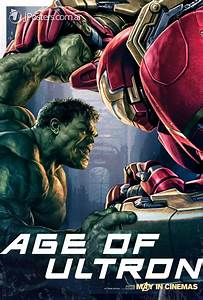 The Avengers: Age Of Ultron (2015) New Character Posters ...
