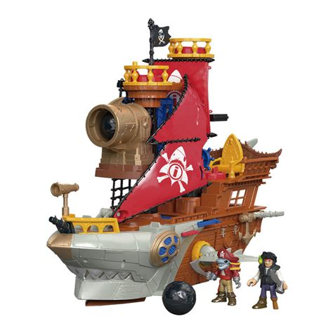 Barco Pirata Ingles by Barco Pirata Sharkbite 183 Juguetes 183 El Corte Ingl 233 S