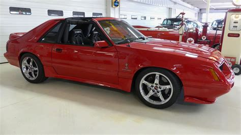 1986 Ford Mustang by 1986 Ford Mustang Cobra Tribute Stock 302267 For Sale