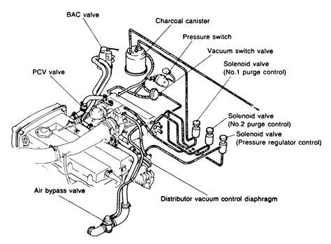 Mazda Mx 5 Vacuum Diagram by Repair Guides