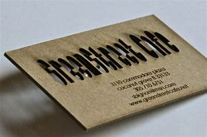 promote your business the best way with laser cut business With laser cut business cards online