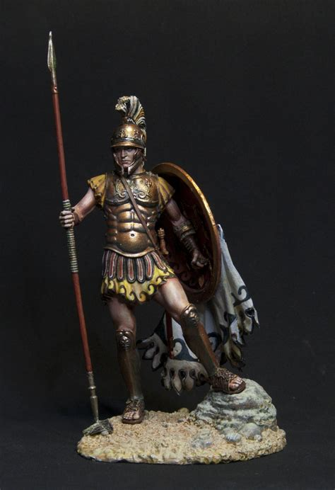 greek hoplite  oxo kod puttypaint