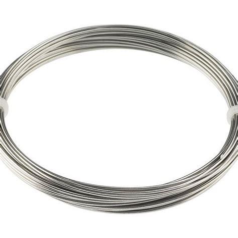 Kawat Wire Silver kawat besi wire st41 supermarket logam
