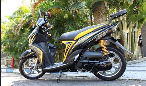 Modifikasi Motor Yamaha Mio J by Modifikasi Galeri Read It At Rss2
