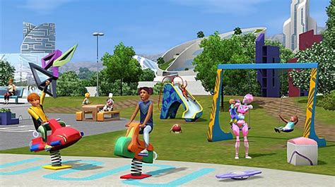 The Sims 3 Into The Future Expansion Pack Review Tech